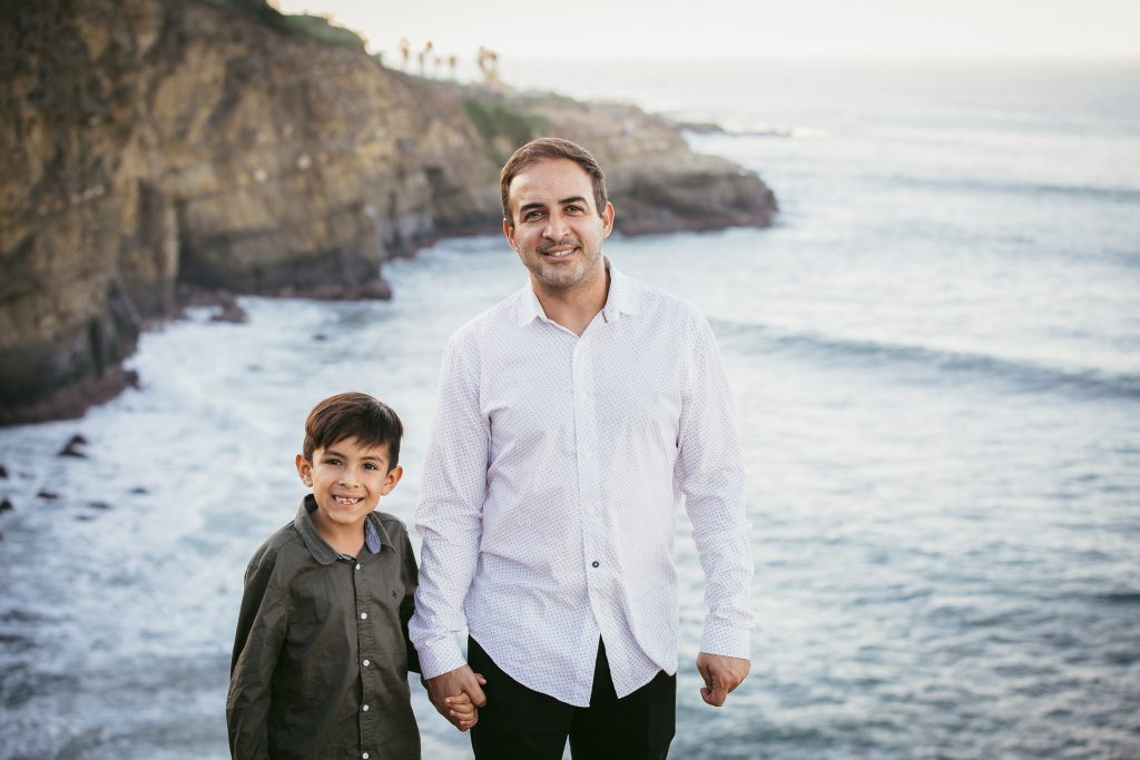 FAMILY photos: La Jolla Cove