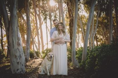 MATERNITY photos: Scripps La Jolla Woods