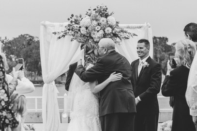 WEDDING photos: Glorietta Bay Inn + Coronado Community Center