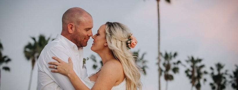 WEDDING photos: La Jolla Shores Beach Park