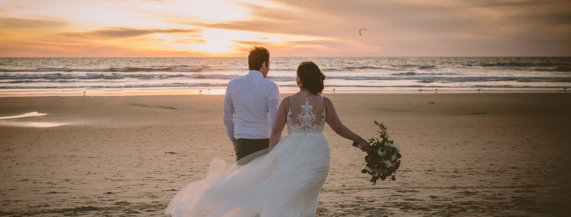 WEDDING photos: San Diego Mission Beach