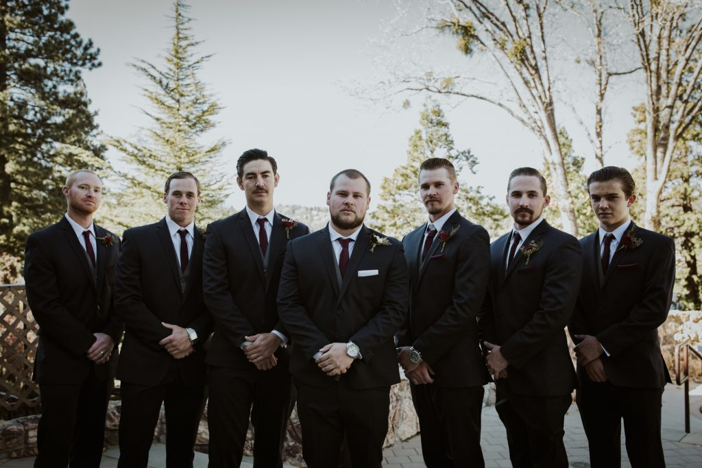 WEDDING photos: Lake Arrowhead Resort