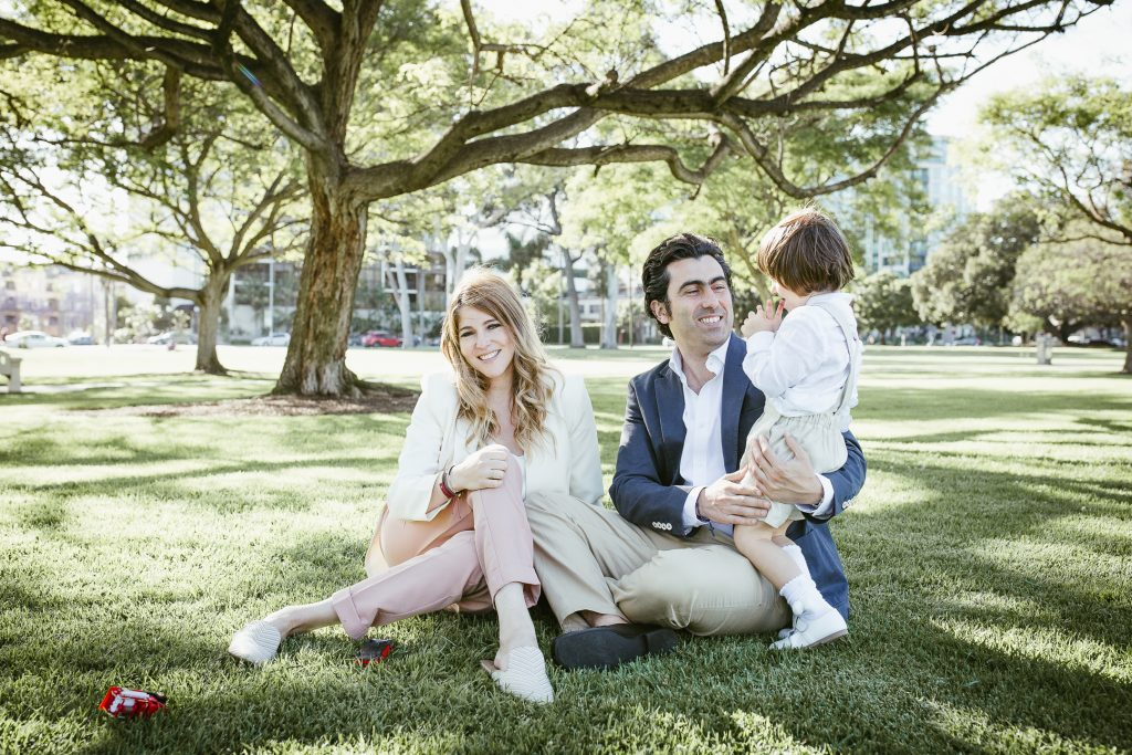 FAMILY photos: Balboa Park