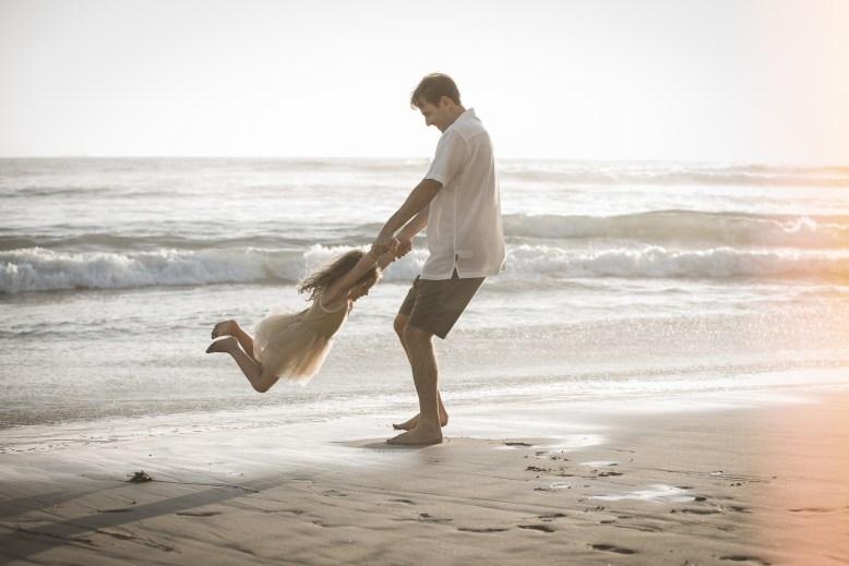 FAMILY photos: Table Tops, Solana Beach
