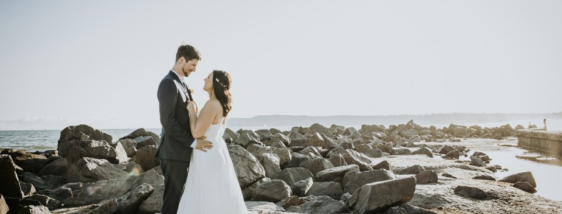 WEDDING photos: Coronado Beach, California