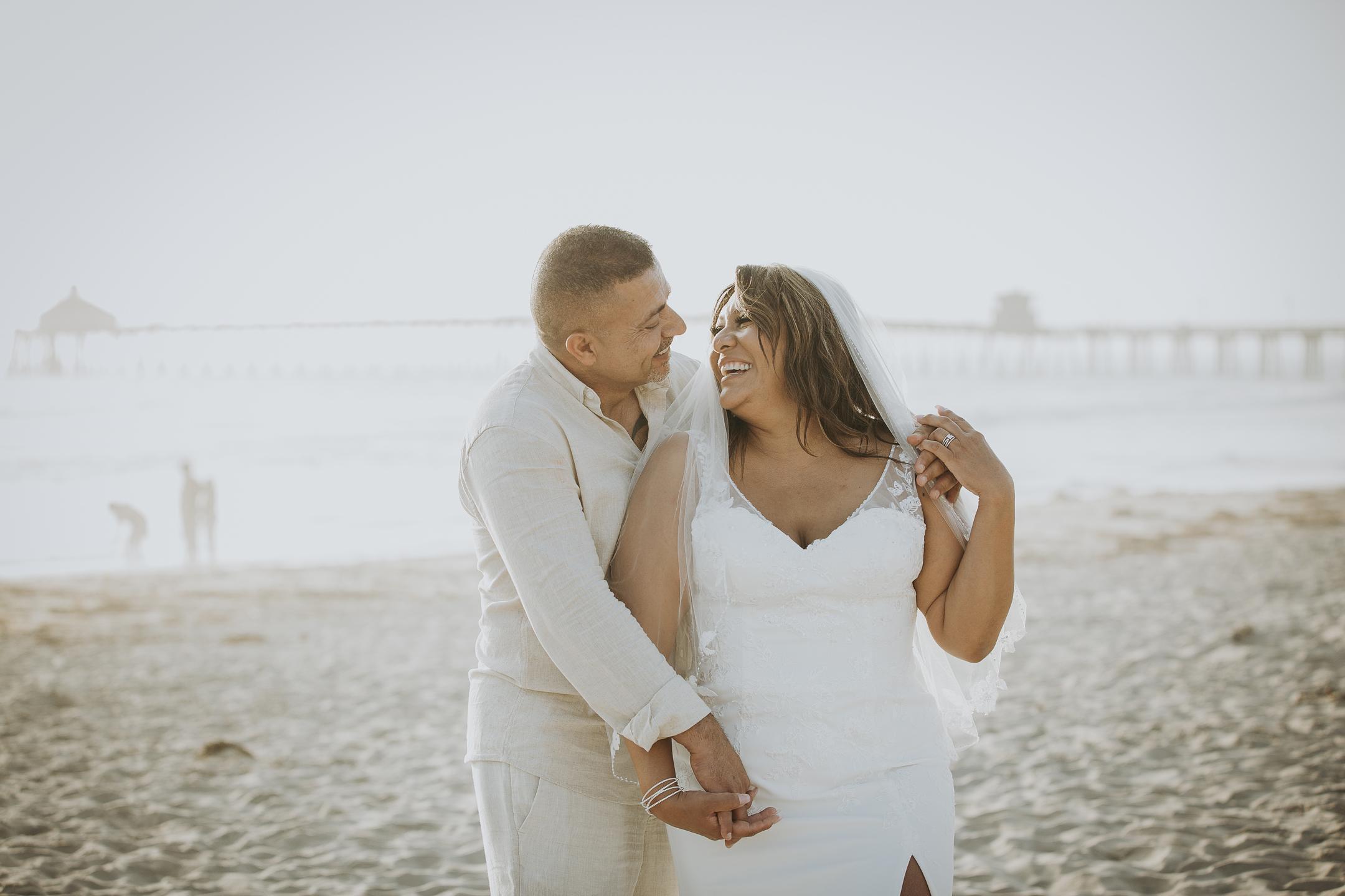 WEDDING photos: Imperial Beach