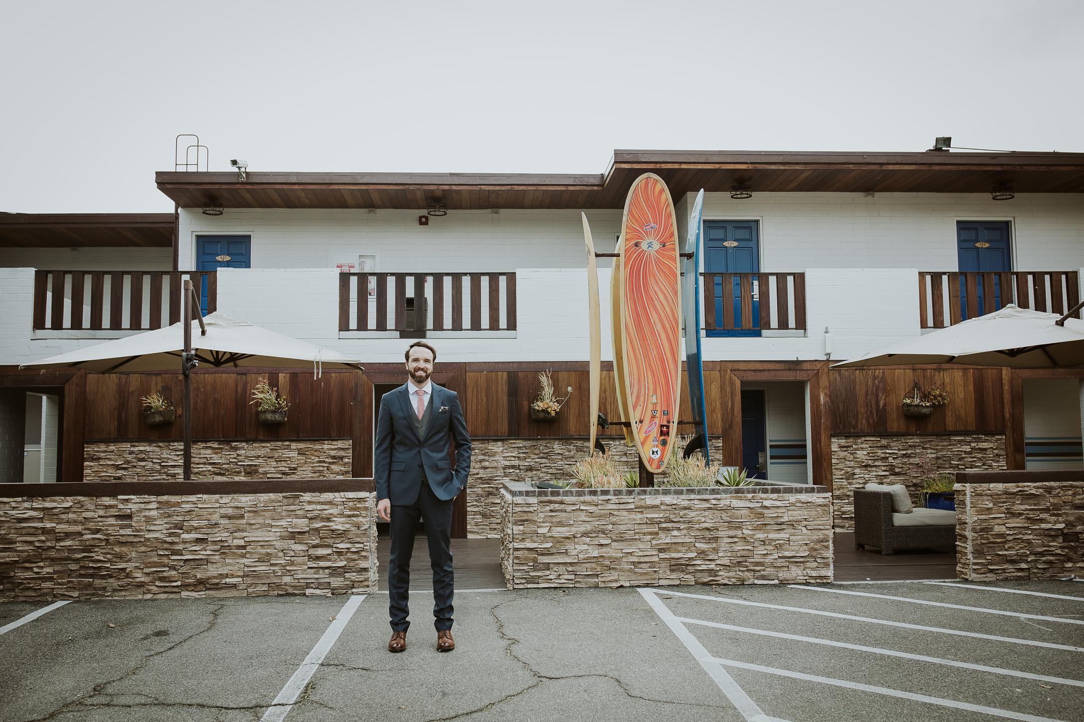 WEDDING photos: Pacific Edge Hotel, Laguna Beach