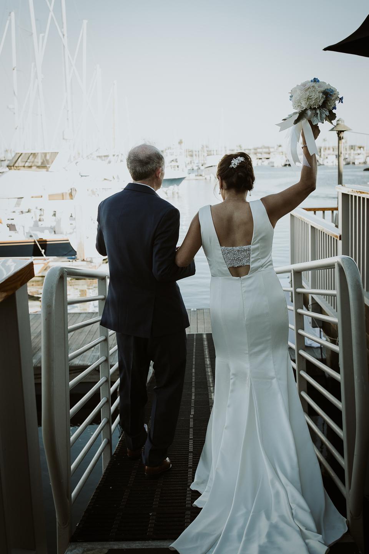 WEDDING photos: San Diego Yacht Club