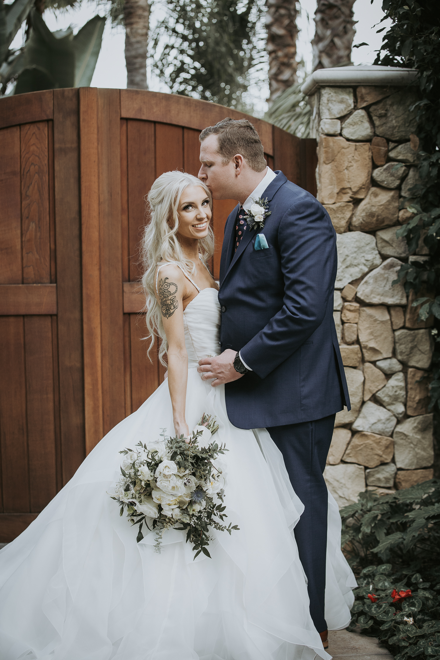 Grand Tradition Fallbrook Wedding Photos