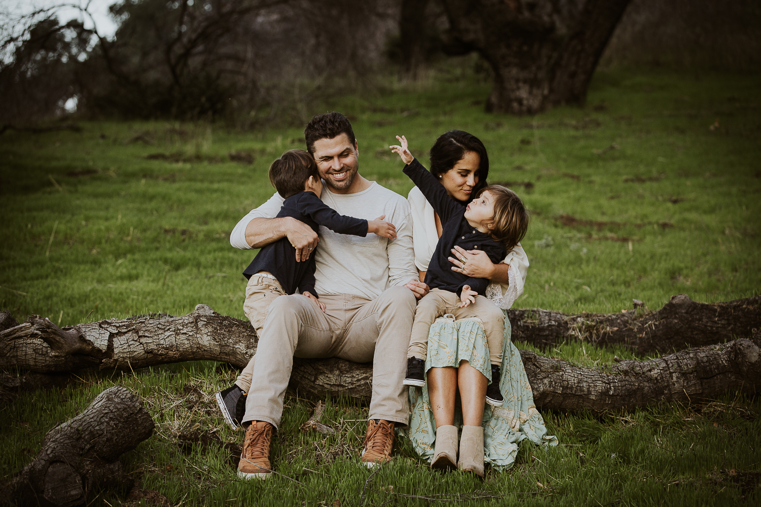 Malibu Creek Canyon Family Photos Photographer