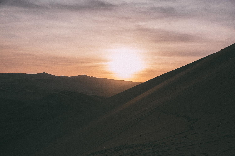 Huacachina, Ica Peru