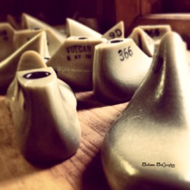 Vulcan foot form; Itasca, MN