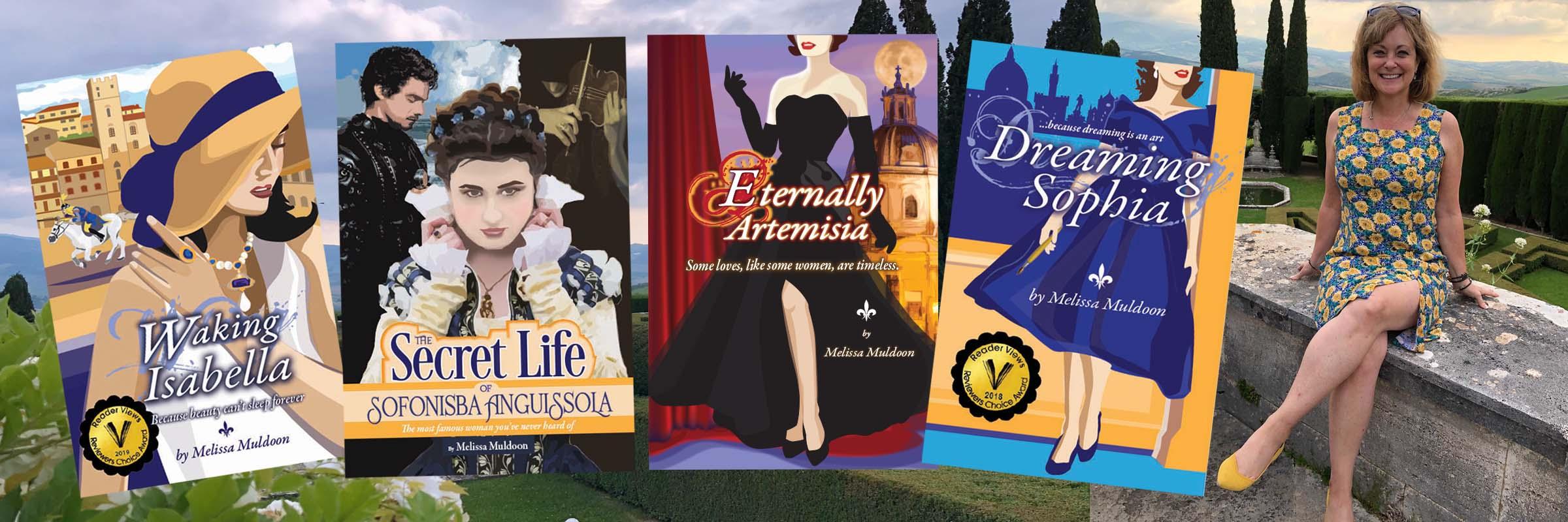 1-Author-website-Slides-4-Books-NEW