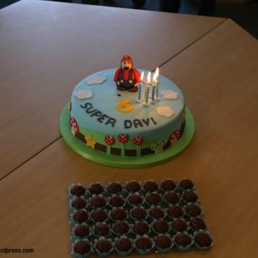 Aniversário infantil na Holanda
