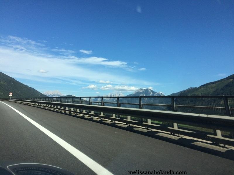 Viajar de carro pela Europa com crianças