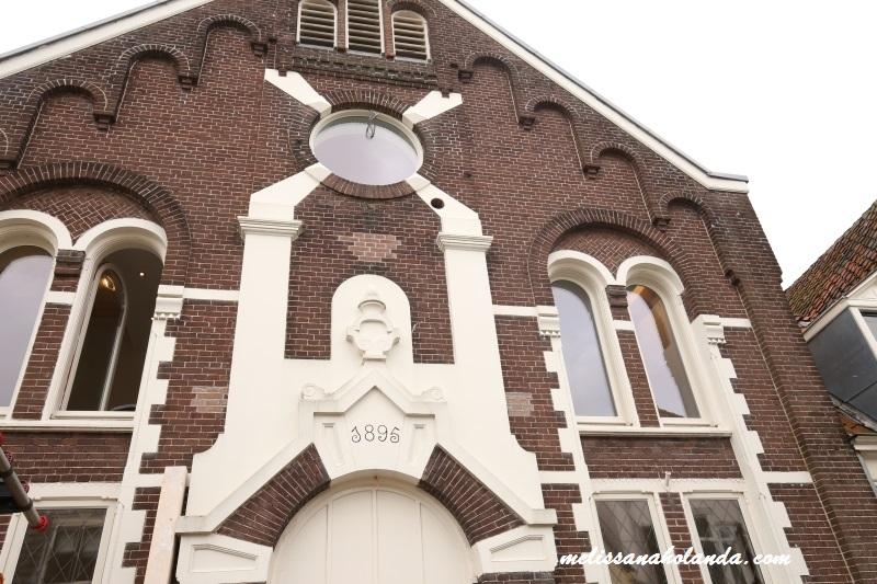 Casa antiga em Naarden