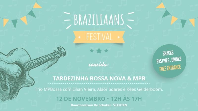 Papo com a Mel – Entrevista com uma das organizadora do Brazilliaans Festival