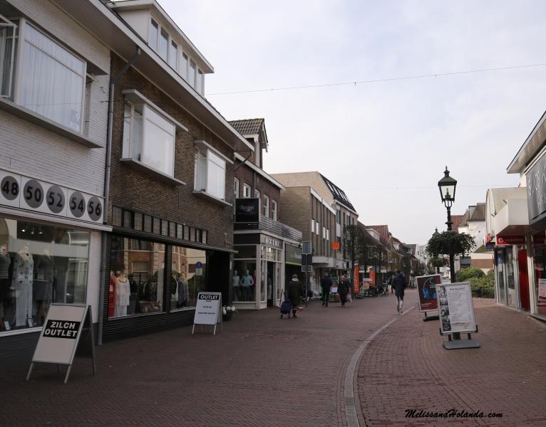 Comércio em Baarn