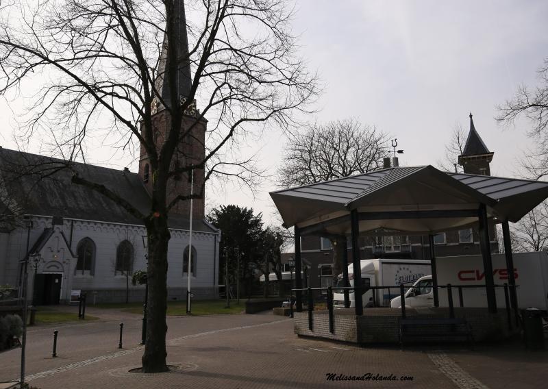 Coreto em Baarn