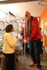 Entrevista com o homem mais alto da Holanda