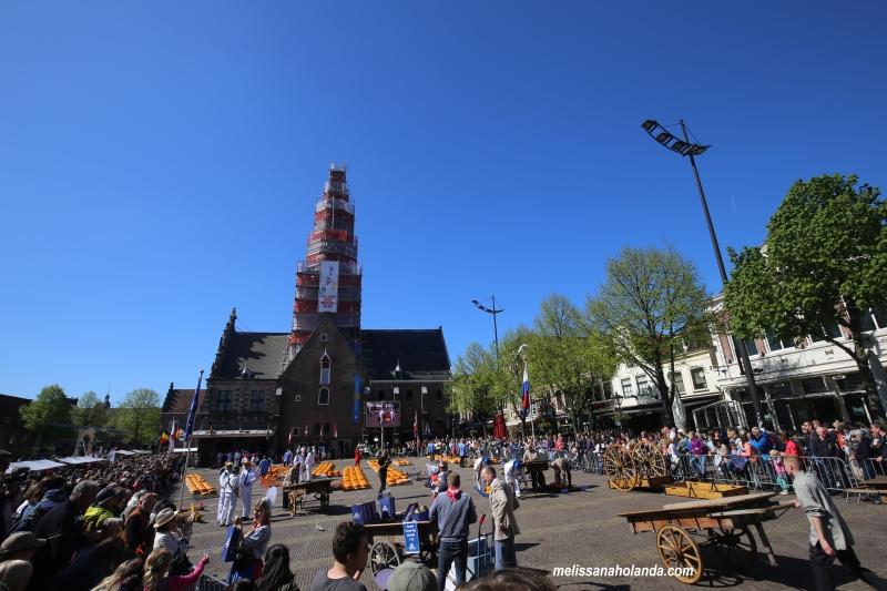 Viajando por 40 cidades da Holanda:14 ªcidade-Alkmaar