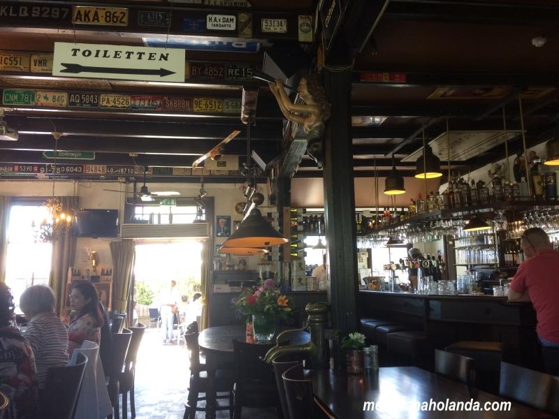 Giethoorn Restaurante