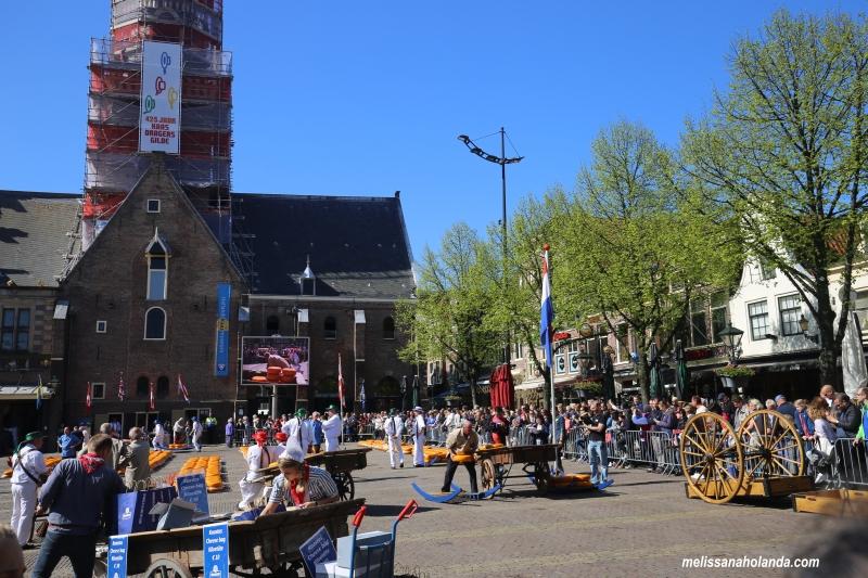 Praca em Alkmaar