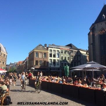 Viajando por 40 cidades da Holanda:18ªcidade-Zwolle