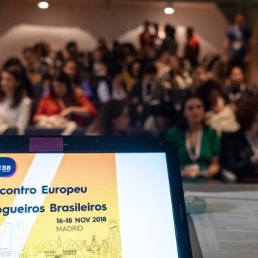 Encontro Europeu de Blogueiros Brasileiros – EU FUI!!