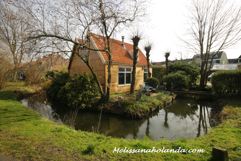 Viajando por 40 cidades da Holanda - Cidade de Muiden