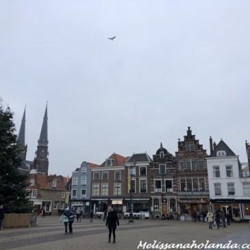 Viajando por 40 cidades da Holanda: 22ª cidade-Delft