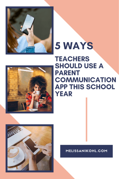 5 Ways Teachers Can Use A Communication App This School Year