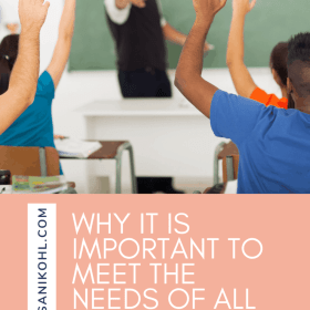 Do you want to see more student growth? Do you know how to differentiate your lessons? Do you know why it is important that you differentiate your lessons? Differentiation in your classroom is how you can meet the needs of all your students. Learn why all teachers need to meet the needs of all students Get tips and tools to help you get started with differentiation in your classroom today. #differentiation #differentiate #studentneeds