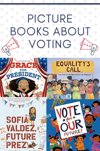 Are you looking for picture books about elections? Do you need diverse books about voting? Check out this amazing list to add to your classroom library! #diverseclassroomlibrary #diversebooks #picturebooksaboutvoting