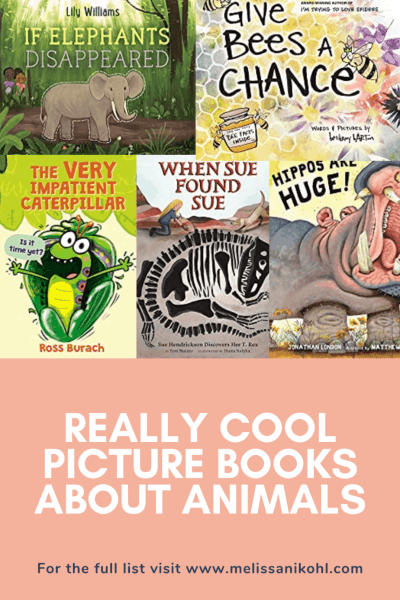 What kid doesn't like animals? This list of books are kid approved list that will engage any reader! Read these books are good enough to read at home or in your class! #classroombooks