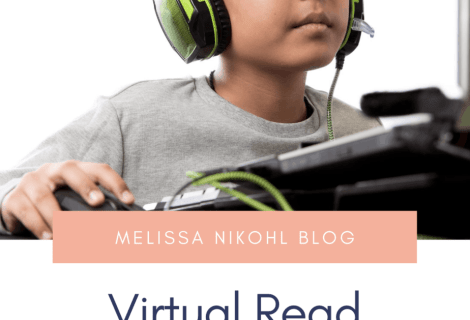 Teaching remotely has changed a lot of what we would normally do in our classrooms. Read alouds are still a practice that should be continued while we are teaching remotely. Check out these tips to make your virtual read alouds engaging and fun for your students. #remoteteaching #readalouds #virtualteaching