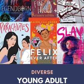 Check out these new young adult novels perfect for any high school library. These books are perfect for any high school novel study.