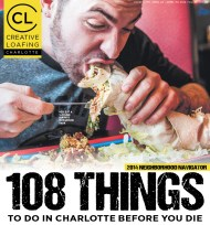 Creative Loafing Charlotte | April 24, 2014