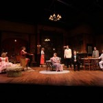 Company of You Can't Take It With You, Geva Theatre Center, starring Robert Vaughn