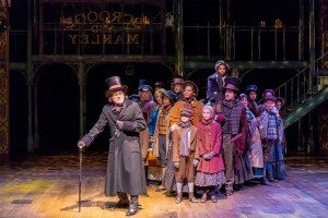 Sam Gregory and Company - Photos by Adams Viscom, Scenic design by Vicki Smith, Costume design by Kevin Copenhaver, Lighting design by Don Darnutzer