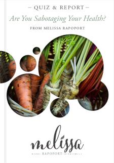 Melissa-Health-Report