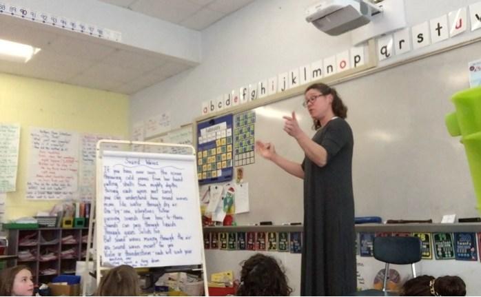 Sound Workshop, MB Rooney, EK Powe Elementary School