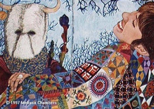 © Melissa 'Sasi' Chambers - Embracing Art