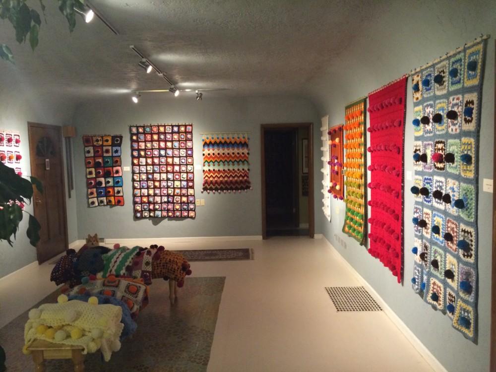 ©2014 Melissa 'Sasi' Chambers - Pom Pow Exhibition