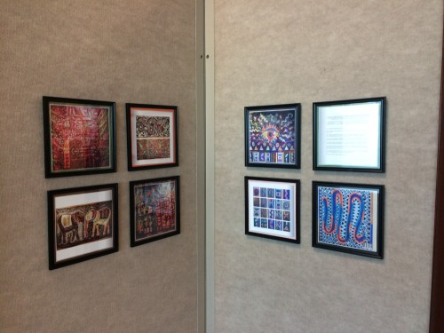 Display of pages from TARPESTRY: The Evolution of a New Art Form