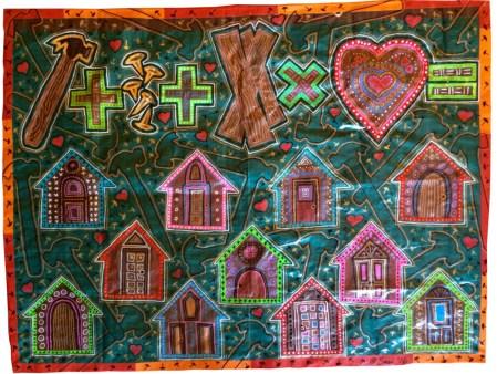 ©2019 Melissa 'Sasi' Chambers - tarpage - Habitat for Humanity of Idaho
