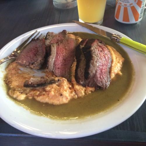 Beef at Primitivo
