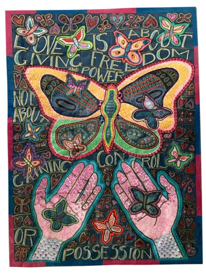 ©2019 Melissa 'Sasi' Chambers - tarpage - Women's & Children's Alliance tarpage