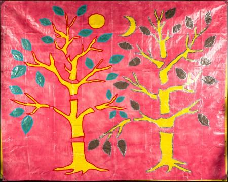 "©2014 Melissa ""Sasi"" Chambers - Night and Day City of Trees"