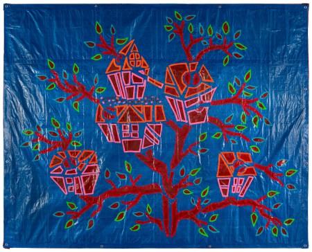 """©2014 Melissa """"Sasi"""" Chambers - Treefort Blues"""